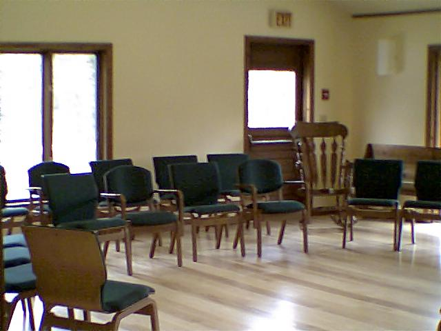 Meeting Room - April 2009